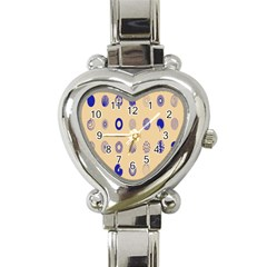 Art Prize Eight Sign Heart Italian Charm Watch by Alisyart