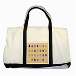 Art Prize Eight Sign Two Tone Tote Bag Front