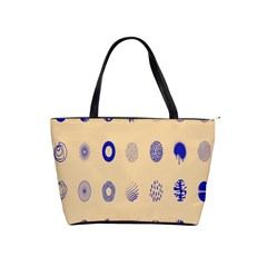 Art Prize Eight Sign Shoulder Handbags by Alisyart