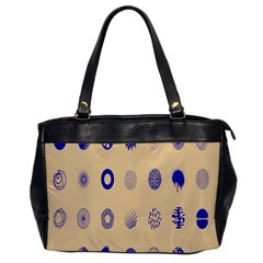 Art Prize Eight Sign Office Handbags by Alisyart