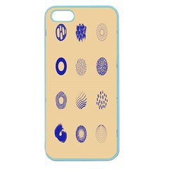Art Prize Eight Sign Apple Seamless Iphone 5 Case (color) by Alisyart