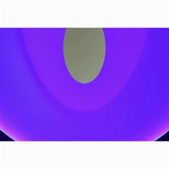 Ceiling Color Magenta Blue Lights Gray Green Purple Oculus Main Moon Light Night Wave Canvas 12  X 18   by Alisyart