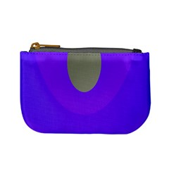 Ceiling Color Magenta Blue Lights Gray Green Purple Oculus Main Moon Light Night Wave Mini Coin Purses
