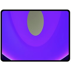Ceiling Color Magenta Blue Lights Gray Green Purple Oculus Main Moon Light Night Wave Fleece Blanket (large)