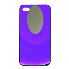 Ceiling Color Magenta Blue Lights Gray Green Purple Oculus Main Moon Light Night Wave Apple Iphone 4/4s Seamless Case (black)