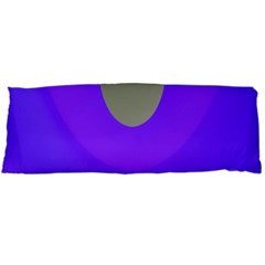 Ceiling Color Magenta Blue Lights Gray Green Purple Oculus Main Moon Light Night Wave Body Pillow Case Dakimakura (two Sides)