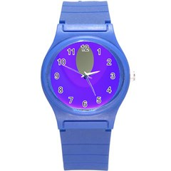 Ceiling Color Magenta Blue Lights Gray Green Purple Oculus Main Moon Light Night Wave Round Plastic Sport Watch (s)