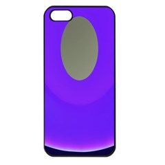 Ceiling Color Magenta Blue Lights Gray Green Purple Oculus Main Moon Light Night Wave Apple Iphone 5 Seamless Case (black)
