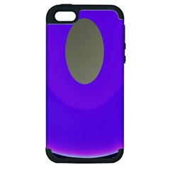 Ceiling Color Magenta Blue Lights Gray Green Purple Oculus Main Moon Light Night Wave Apple Iphone 5 Hardshell Case (pc+silicone) by Alisyart