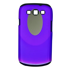 Ceiling Color Magenta Blue Lights Gray Green Purple Oculus Main Moon Light Night Wave Samsung Galaxy S Iii Classic Hardshell Case (pc+silicone)