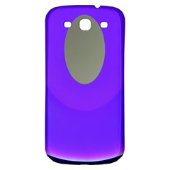 Ceiling Color Magenta Blue Lights Gray Green Purple Oculus Main Moon Light Night Wave Samsung Galaxy S3 S Iii Classic Hardshell Back Case