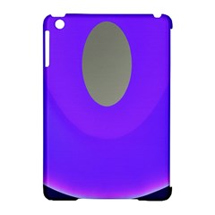 Ceiling Color Magenta Blue Lights Gray Green Purple Oculus Main Moon Light Night Wave Apple Ipad Mini Hardshell Case (compatible With Smart Cover)
