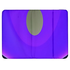 Ceiling Color Magenta Blue Lights Gray Green Purple Oculus Main Moon Light Night Wave Samsung Galaxy Tab 7  P1000 Flip Case