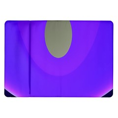 Ceiling Color Magenta Blue Lights Gray Green Purple Oculus Main Moon Light Night Wave Samsung Galaxy Tab 10 1  P7500 Flip Case