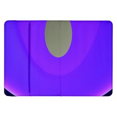 Ceiling Color Magenta Blue Lights Gray Green Purple Oculus Main Moon Light Night Wave Samsung Galaxy Tab 8 9  P7300 Flip Case