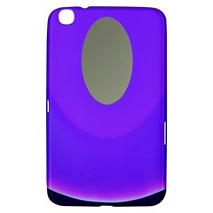 Ceiling Color Magenta Blue Lights Gray Green Purple Oculus Main Moon Light Night Wave Samsung Galaxy Tab 3 (8 ) T3100 Hardshell Case