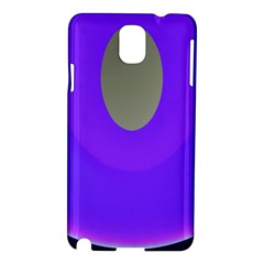 Ceiling Color Magenta Blue Lights Gray Green Purple Oculus Main Moon Light Night Wave Samsung Galaxy Note 3 N9005 Hardshell Case