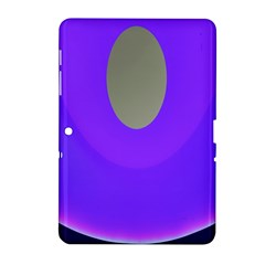 Ceiling Color Magenta Blue Lights Gray Green Purple Oculus Main Moon Light Night Wave Samsung Galaxy Tab 2 (10 1 ) P5100 Hardshell Case