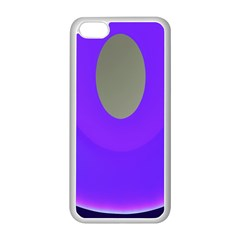Ceiling Color Magenta Blue Lights Gray Green Purple Oculus Main Moon Light Night Wave Apple Iphone 5c Seamless Case (white)