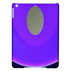 Ceiling Color Magenta Blue Lights Gray Green Purple Oculus Main Moon Light Night Wave Ipad Air Hardshell Cases by Alisyart