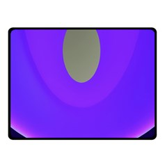 Ceiling Color Magenta Blue Lights Gray Green Purple Oculus Main Moon Light Night Wave Double Sided Fleece Blanket (small)