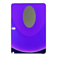 Ceiling Color Magenta Blue Lights Gray Green Purple Oculus Main Moon Light Night Wave Samsung Galaxy Tab Pro 10 1 Hardshell Case