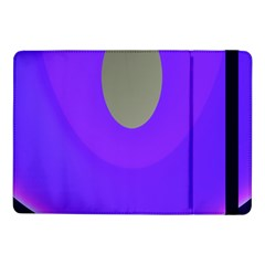 Ceiling Color Magenta Blue Lights Gray Green Purple Oculus Main Moon Light Night Wave Samsung Galaxy Tab Pro 10 1  Flip Case