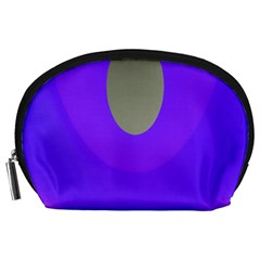 Ceiling Color Magenta Blue Lights Gray Green Purple Oculus Main Moon Light Night Wave Accessory Pouches (large)