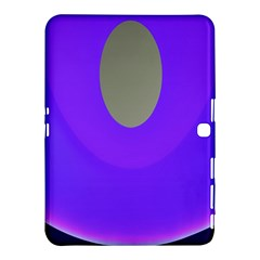 Ceiling Color Magenta Blue Lights Gray Green Purple Oculus Main Moon Light Night Wave Samsung Galaxy Tab 4 (10 1 ) Hardshell Case
