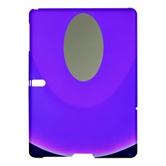 Ceiling Color Magenta Blue Lights Gray Green Purple Oculus Main Moon Light Night Wave Samsung Galaxy Tab S (10 5 ) Hardshell Case