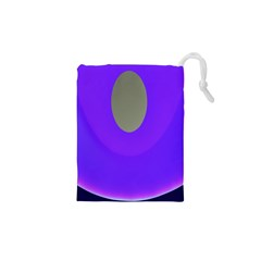 Ceiling Color Magenta Blue Lights Gray Green Purple Oculus Main Moon Light Night Wave Drawstring Pouches (xs)