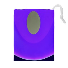 Ceiling Color Magenta Blue Lights Gray Green Purple Oculus Main Moon Light Night Wave Drawstring Pouches (extra Large)