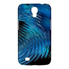 Waves Wave Water Blue Hole Black Samsung Galaxy Mega 6 3  I9200 Hardshell Case by Alisyart