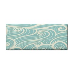 Blue Waves Cosmetic Storage Cases by Alisyart