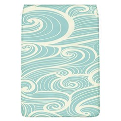 Blue Waves Flap Covers (l)  by Alisyart