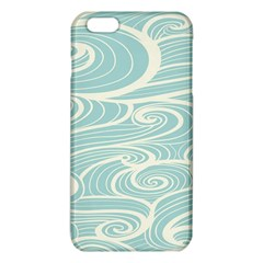 Blue Waves Iphone 6 Plus/6s Plus Tpu Case by Alisyart