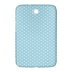 Circle Blue White Samsung Galaxy Note 8 0 N5100 Hardshell Case  by Alisyart