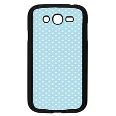 Circle Blue White Samsung Galaxy Grand Duos I9082 Case (black) by Alisyart