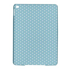 Circle Blue White Ipad Air 2 Hardshell Cases by Alisyart