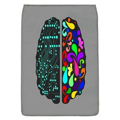 Emotional Rational Brain Flap Covers (l)  by Alisyart