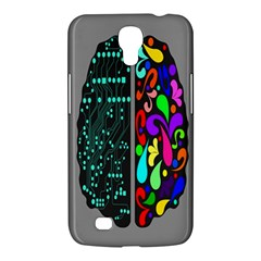 Emotional Rational Brain Samsung Galaxy Mega 6 3  I9200 Hardshell Case by Alisyart
