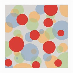 Contrast Analogous Colour Circle Red Green Orange Medium Glasses Cloth