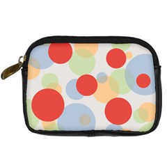Contrast Analogous Colour Circle Red Green Orange Digital Camera Cases by Alisyart