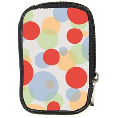 Contrast Analogous Colour Circle Red Green Orange Compact Camera Cases by Alisyart