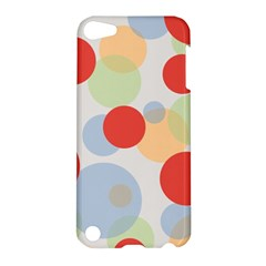 Contrast Analogous Colour Circle Red Green Orange Apple Ipod Touch 5 Hardshell Case by Alisyart