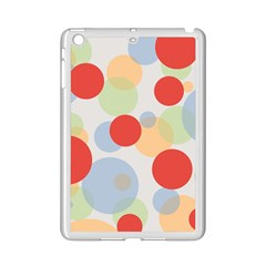 Contrast Analogous Colour Circle Red Green Orange Ipad Mini 2 Enamel Coated Cases