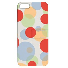 Contrast Analogous Colour Circle Red Green Orange Apple Iphone 5 Hardshell Case With Stand by Alisyart