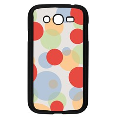 Contrast Analogous Colour Circle Red Green Orange Samsung Galaxy Grand Duos I9082 Case (black) by Alisyart