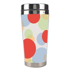 Contrast Analogous Colour Circle Red Green Orange Stainless Steel Travel Tumblers by Alisyart