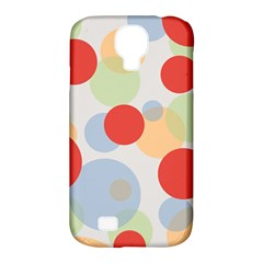 Contrast Analogous Colour Circle Red Green Orange Samsung Galaxy S4 Classic Hardshell Case (pc+silicone)
